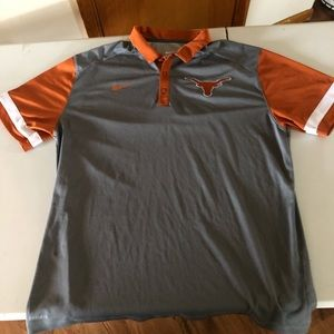Texas Longhorns Nike Polo
